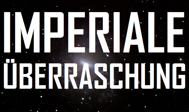 Imperiale Überraschung - Logo