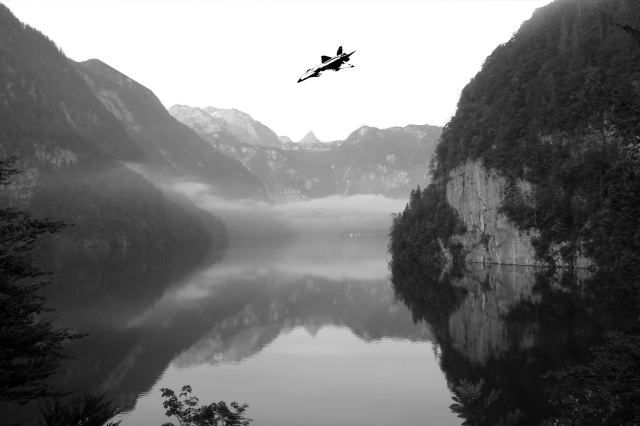 Königssee - Drohne