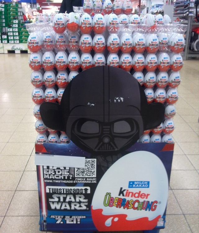 KinderÜberraschung - Star Wars