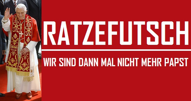 Ratzefutsch - Logo