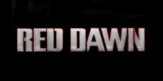 Red Dawn(2012) - Logo
