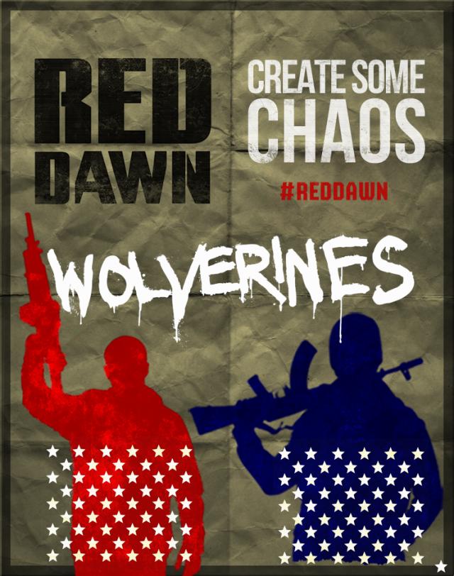 Red Dawn(2012) - Motivational