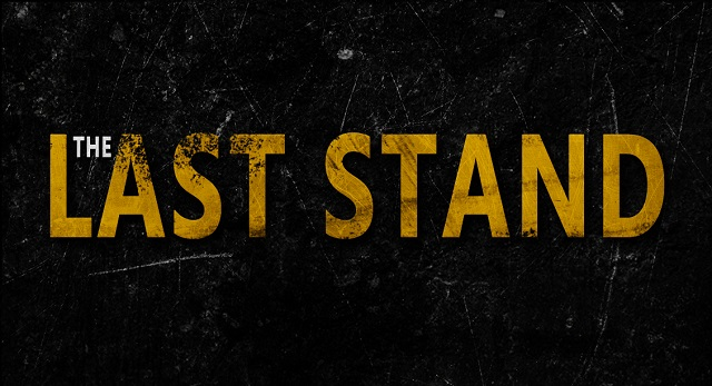 The Last Stand Movie Title by Vvallpaper.Net