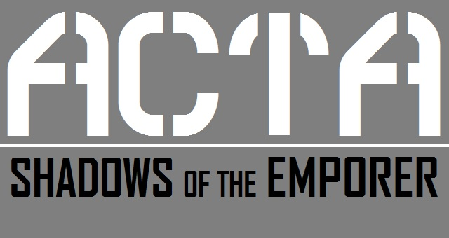 ACTA - Shadows of the Emporer - Logo