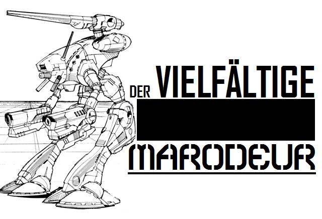 Der vielfältige Marodeur - Logo