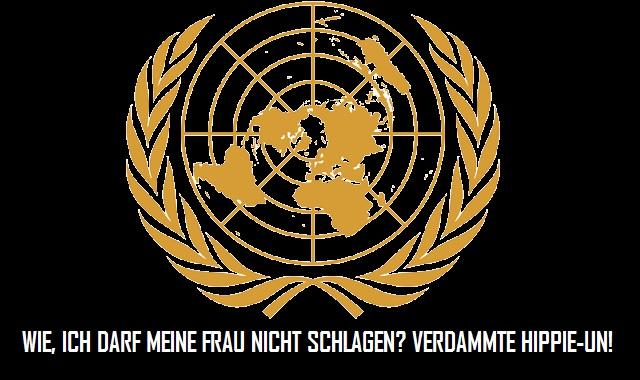 Die übliechen verdächtigen Frauenhasser - Logo