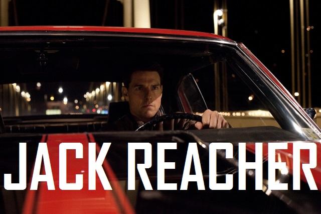 Jack Reacher - Logo