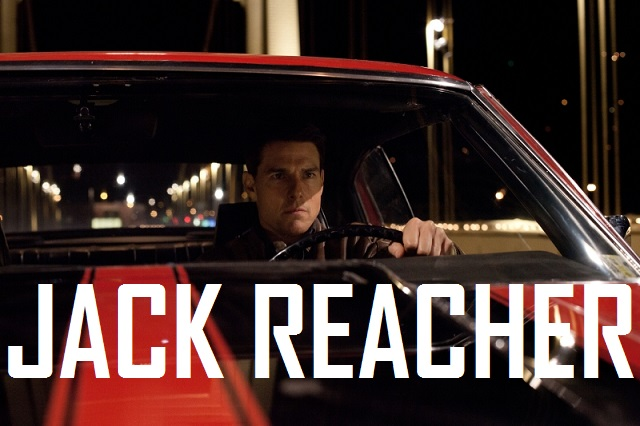 Jack Reacher - Logo