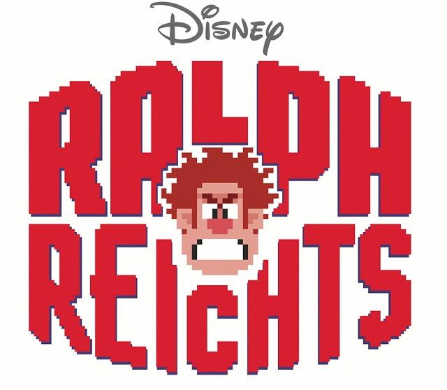 Ralph reicht's - Logo