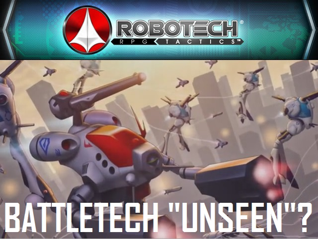 Robotech Tactics - Logo