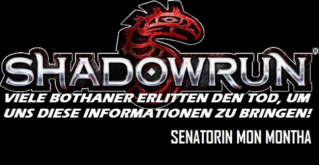 Shadowrun 5 - Viele Bothaner - Logo