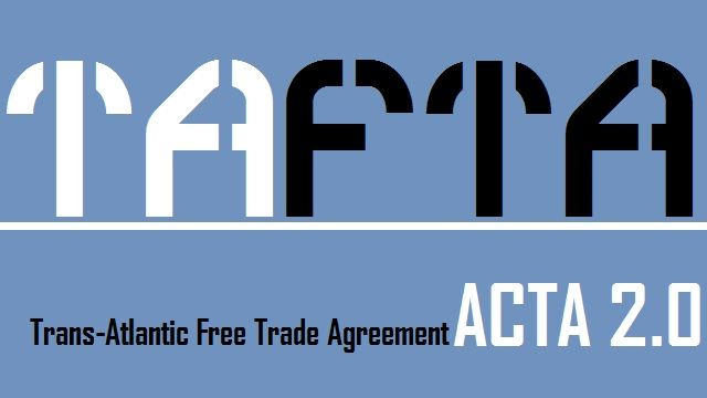 TAFTA - ACTA2-0 - Logo