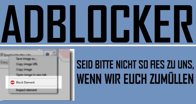 Adblocker - Logo