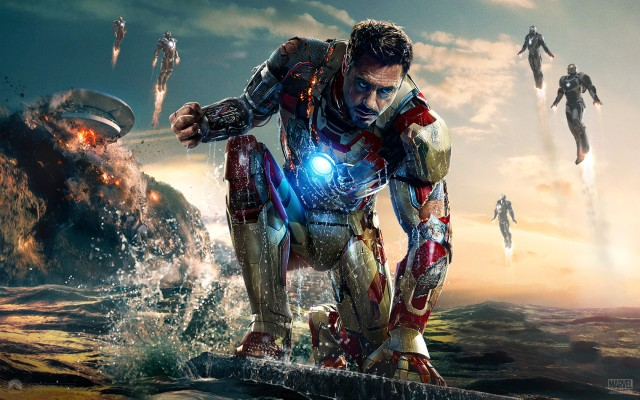 Iron Man 3 - 01