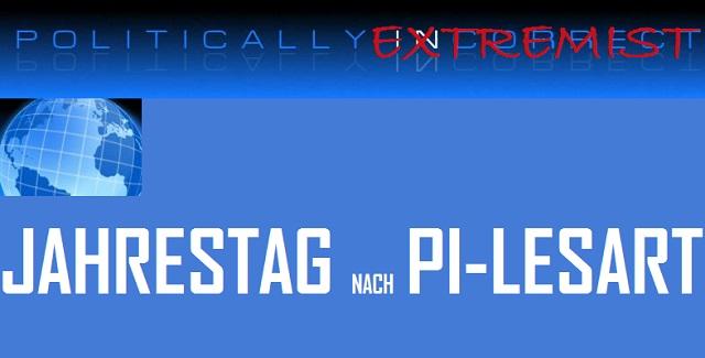 Jahrestag nach PI-Lesart - Logo