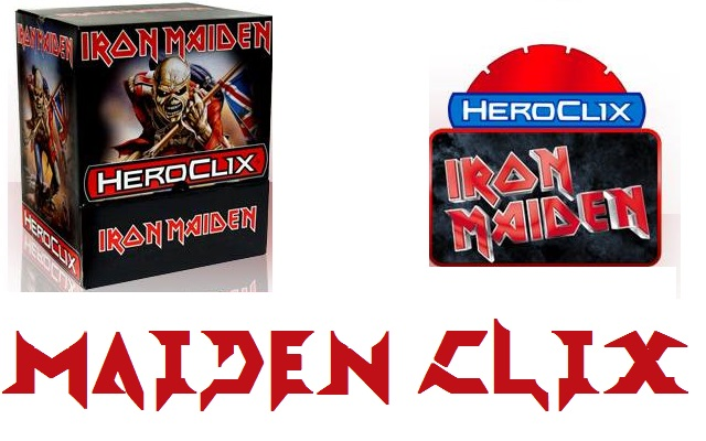 Maiden Clix - Logo
