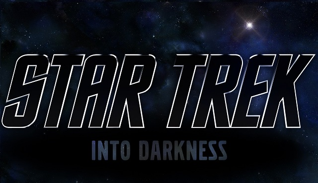 Star Trek Into Darkness - Logo