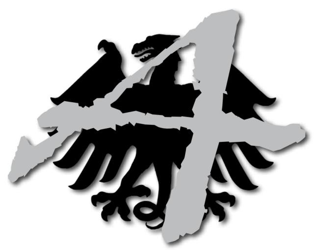 ADL Anarchie  Drachenlogo - SR Reisdeführer(SR4)