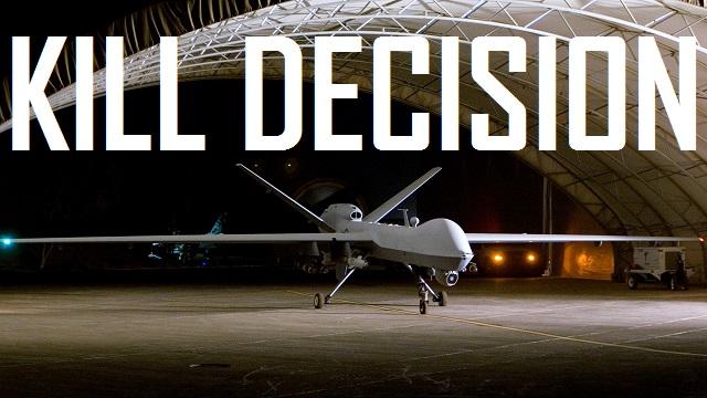Kill Decision - Logo