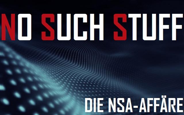 No Such Stuff - Logo