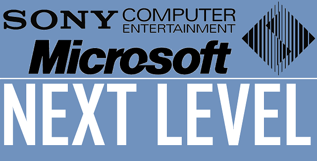 Sony MS Konsolenschlacht - Logo