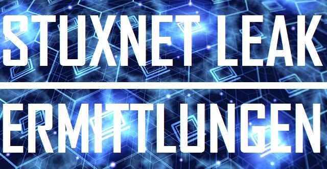 Stuxnet Leak - Ermittlungen - Logo