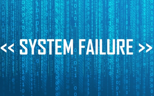 System Failure - Symbolbild