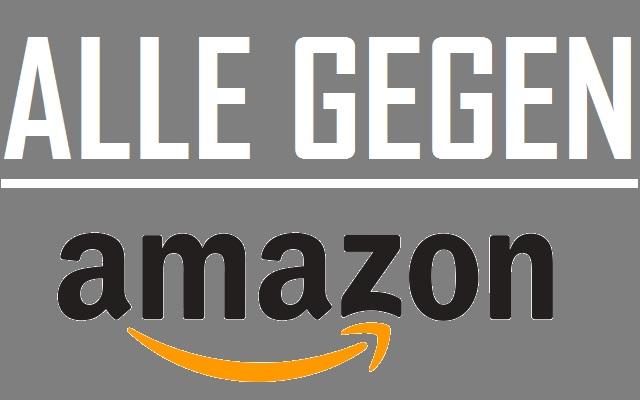 Alle gegen Amazon - Logo