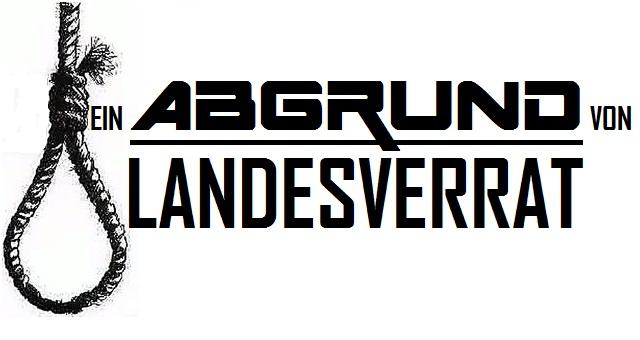 Ein Abgrund von Landesverrat - logo