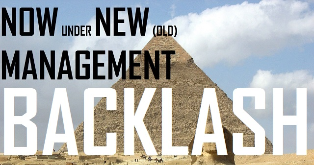 Kairo 2013 - Backlash - Logo