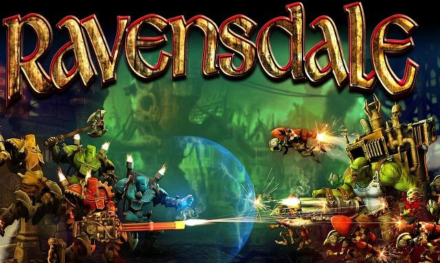 Ravensdale - Logo