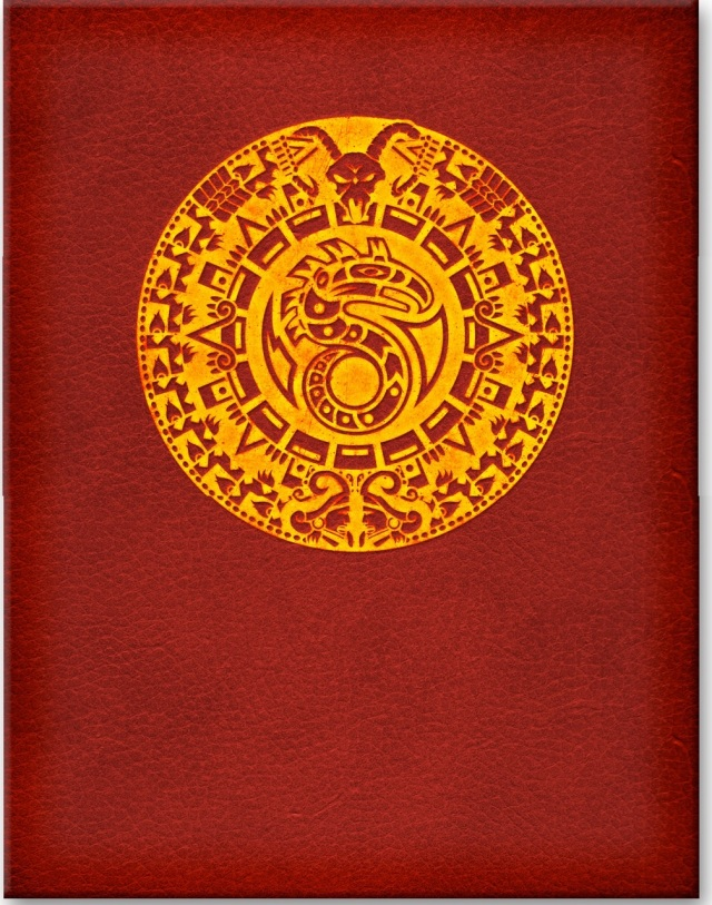 SR5 Deluxe Mayan Edition - Cover