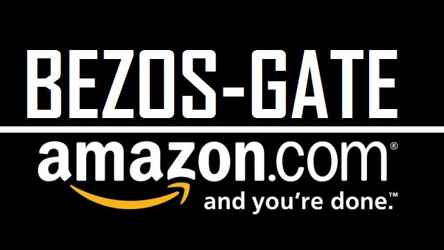 Bezos-Gate - Logo