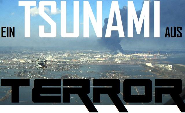 Ein Tsunami aus Terror - Logo