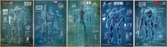 PacRim - Jaeger Chart