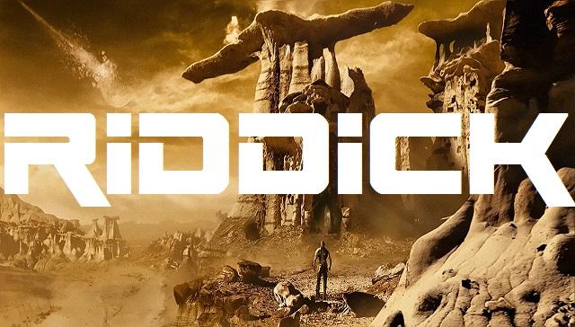 Riddick - logo