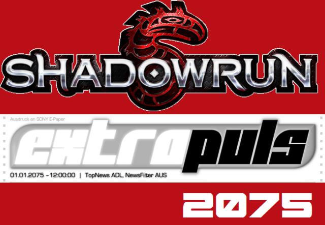 Shadowrun Extrapuls 2075 - Logo