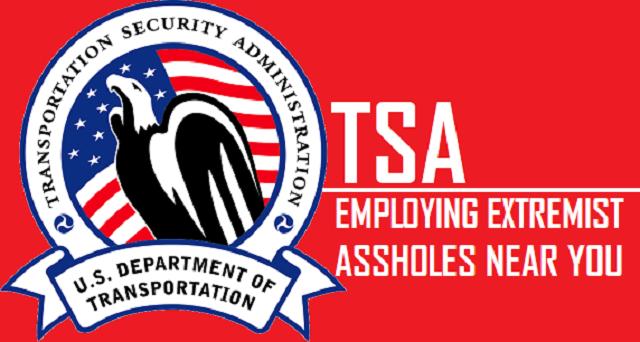 TSA Terrorists - Logo