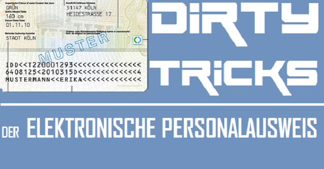 Dirty Tricks  - Logo