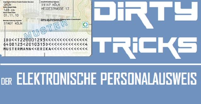 Dirty Tricks  - Logo