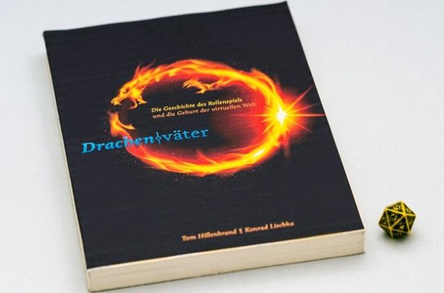 Drachenväter - Cover