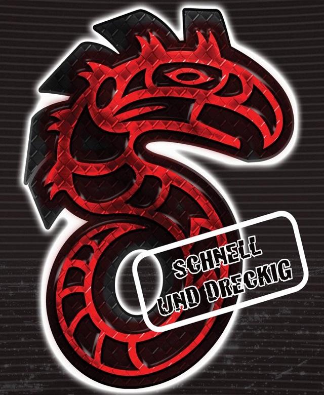 SR5 - Schnell und Dreckig - Logo