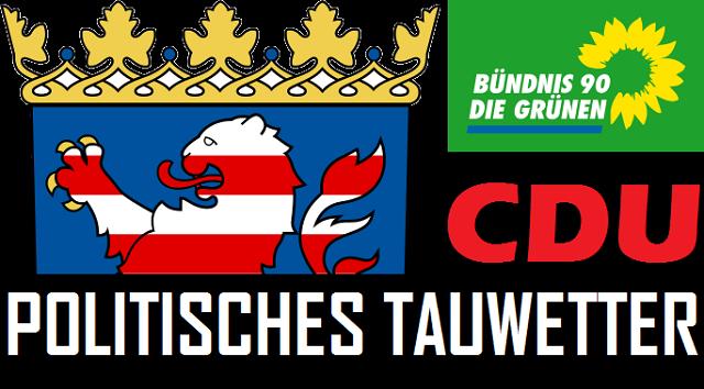 Politisches Tauwetter - Logo