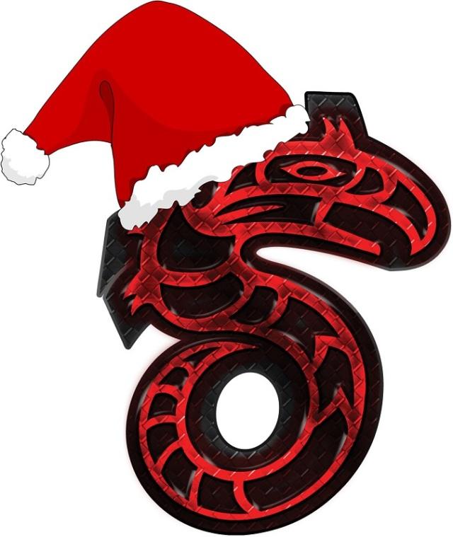 SR5 Weihnachten - Logo