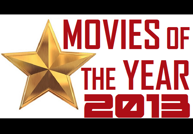 Movies of the Year 2013 - Logo