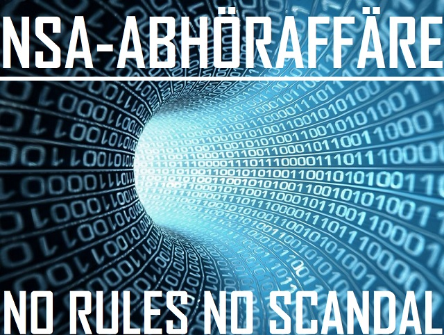 No Rules No Scandal - Logo