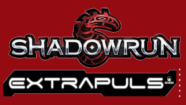SR5 - Extrapuls Shadowrun Logo (new - 2075 plus)