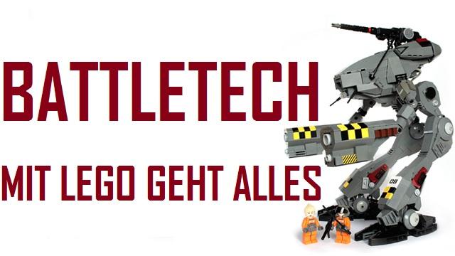 Lego Battletech - Logo
