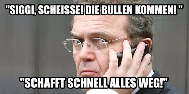 Friedrich - Polizei kommt
