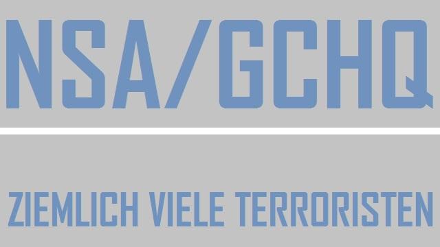 Ziemlich viele Terroristen - Logo